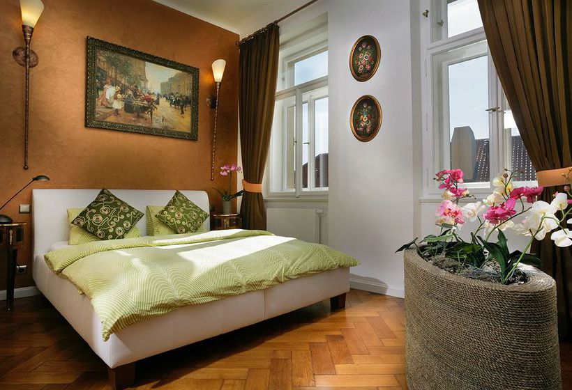 Our palatial rooms in Prague