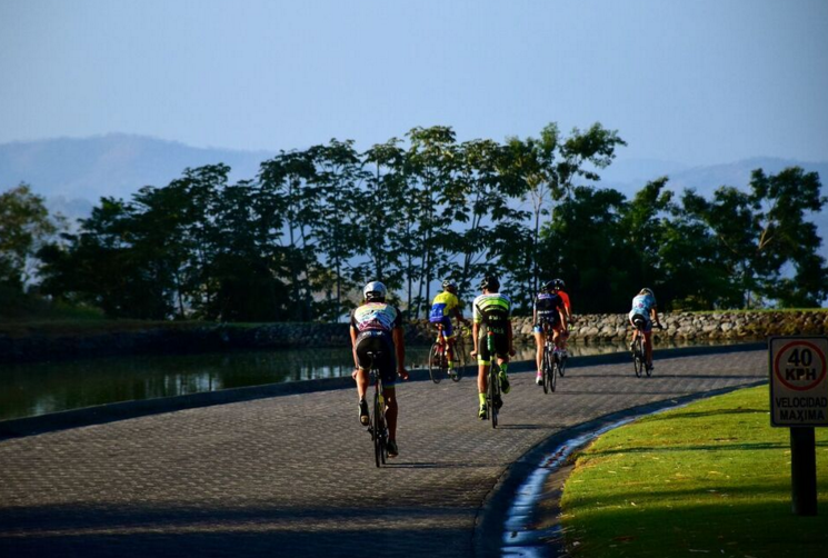 Scenic Cycling Routes - Guided rides with full SAG supportStationary fluid bike trainers onsiteMountain Bike Rentals and 22km of singletrackCycle portions of the IRONMAN 70.3 Costa Rica course