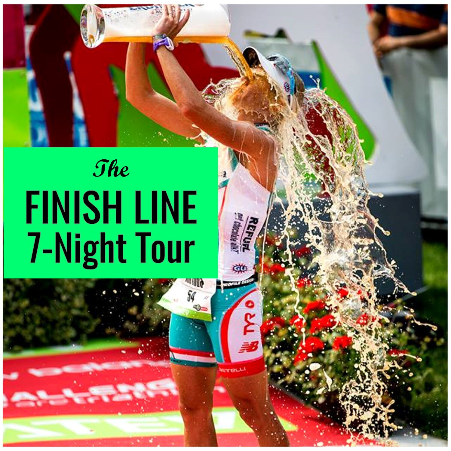 Challenge Roth Finish Line - Race Entry Access7-Nights in 4* Roth HotelSteps from the Roth finish line!Daily BreakfastVIP Challenge Roth Tour ServicesUltimate Challenge Roth experienceCLICK HERE FOR DETAILS