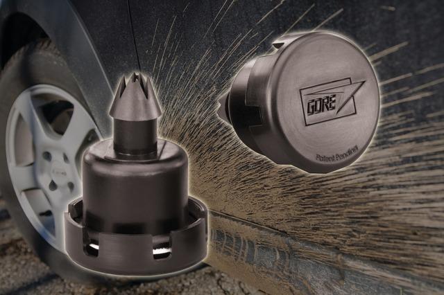 The GORE Automotive powertrain breather vent