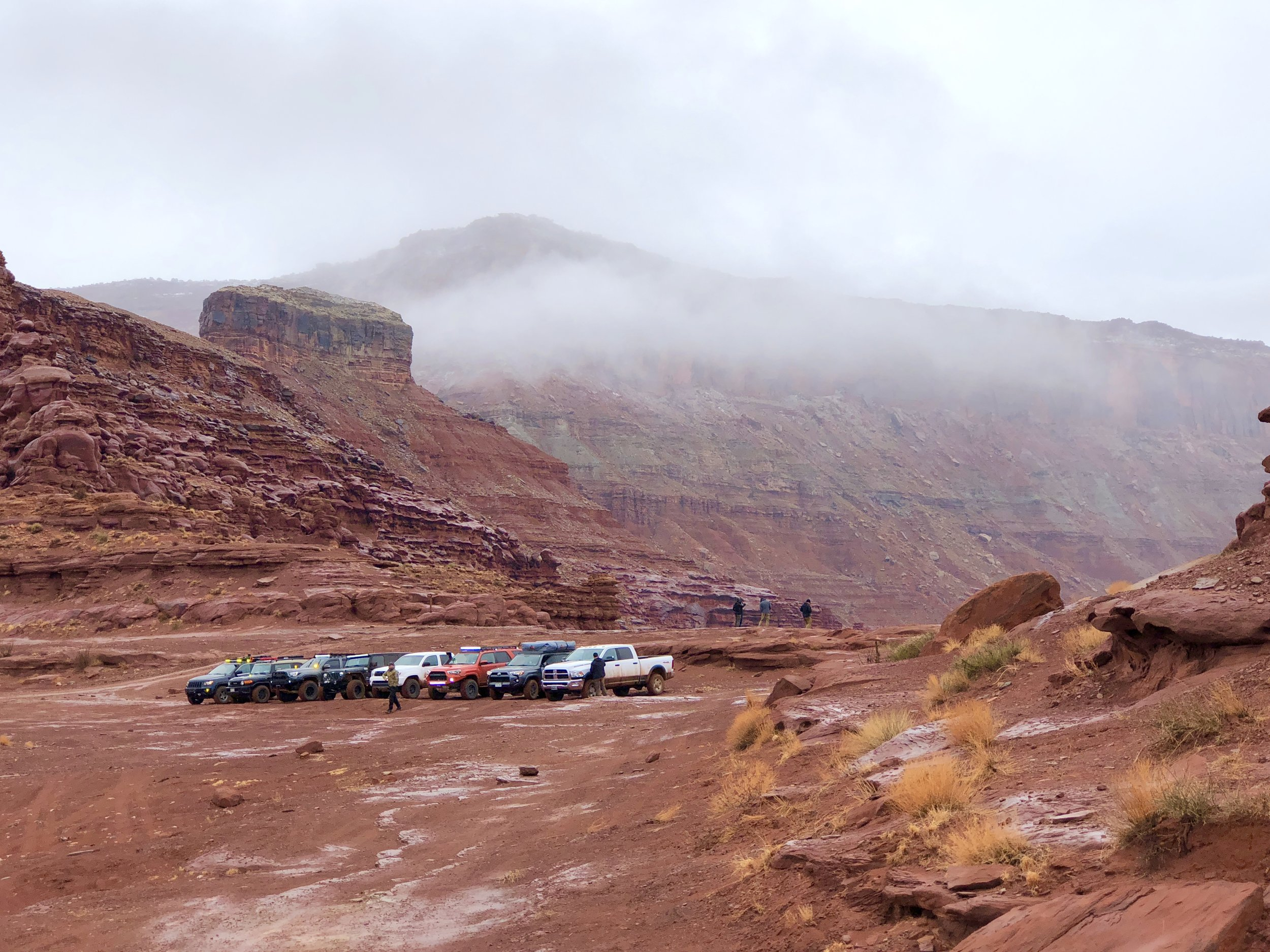 Waypoint :: Gemini - One day, two nights in Moab with the Triple Aught Design community.