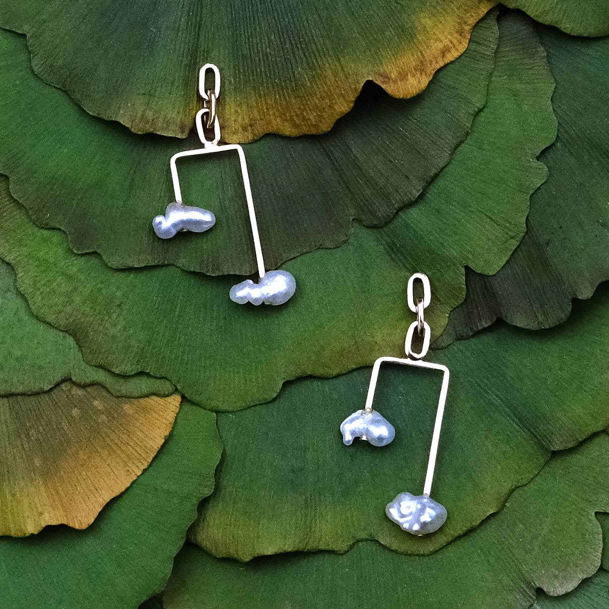Tilda Biehn Stratus Earrings