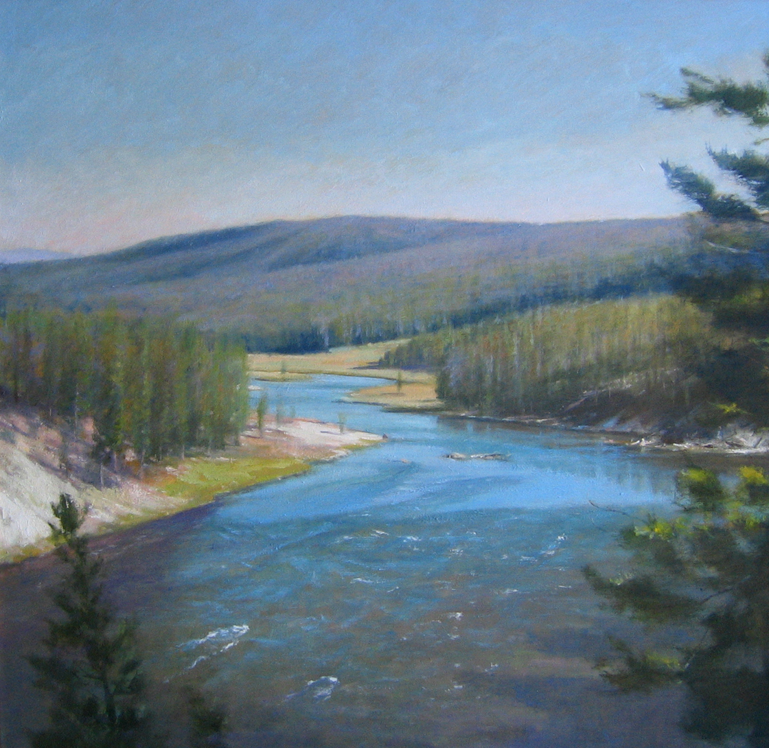 Western River 40x40 2006.jpg