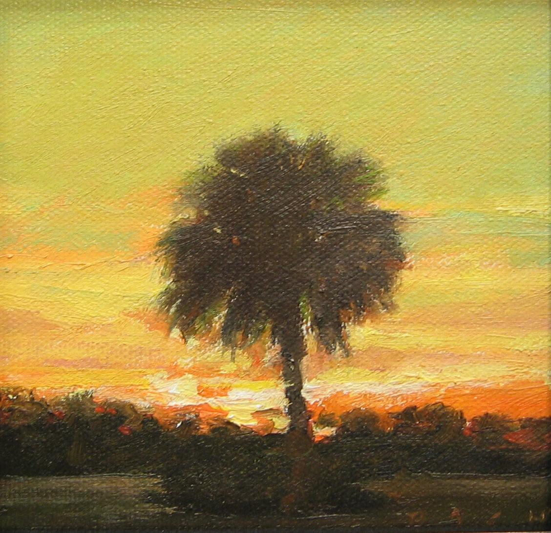 209042 Tree Study oil on canvas 5x5 Bach.jpg