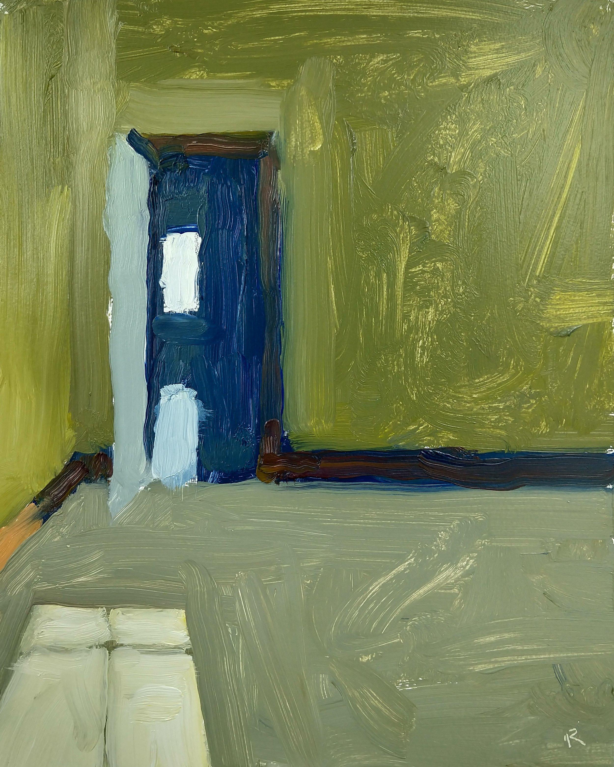 Interior w Window Light, Robert Ross, 10x8 in, oil.jpg
