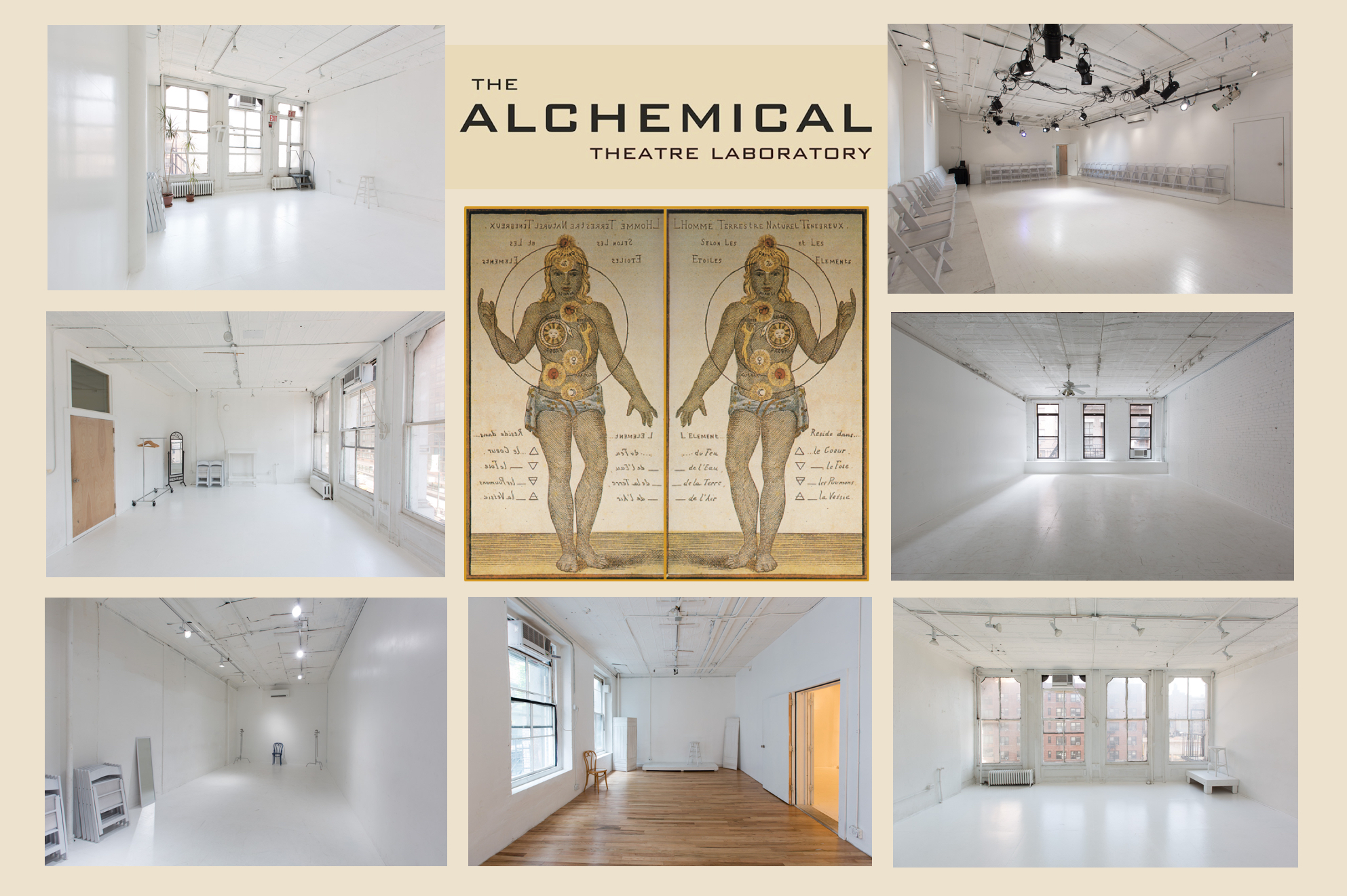 The Alchemical , 104 W 14 St, NYC