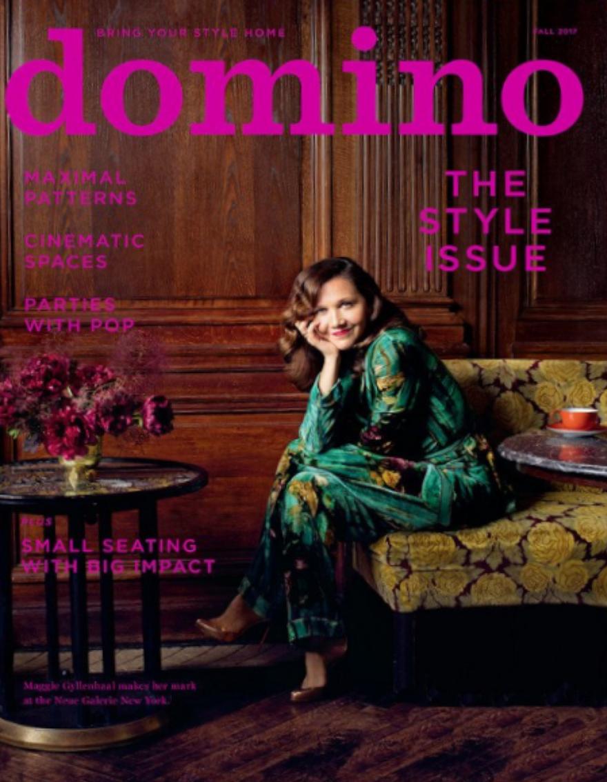 Maggie Gyllenhaal//Domino