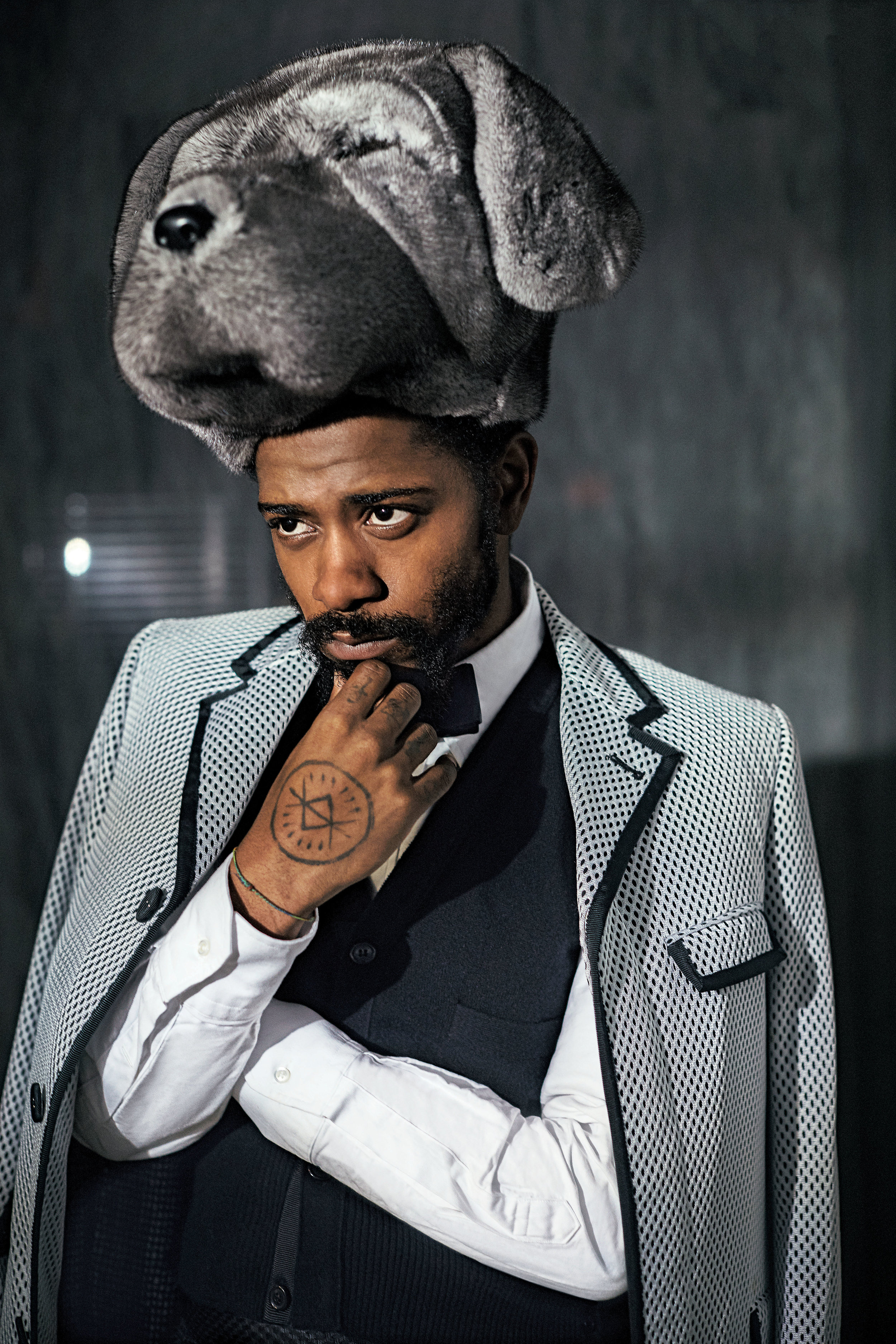 lakeith stanfield/the hollywood reporter