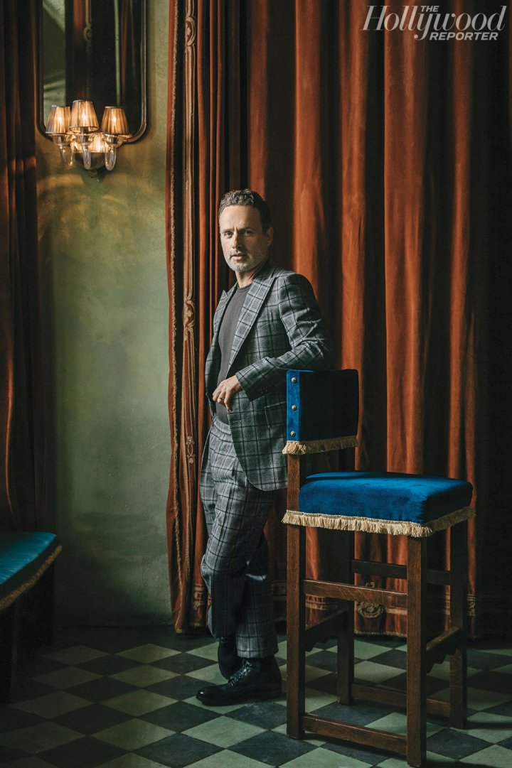 andrew lincoln/THR