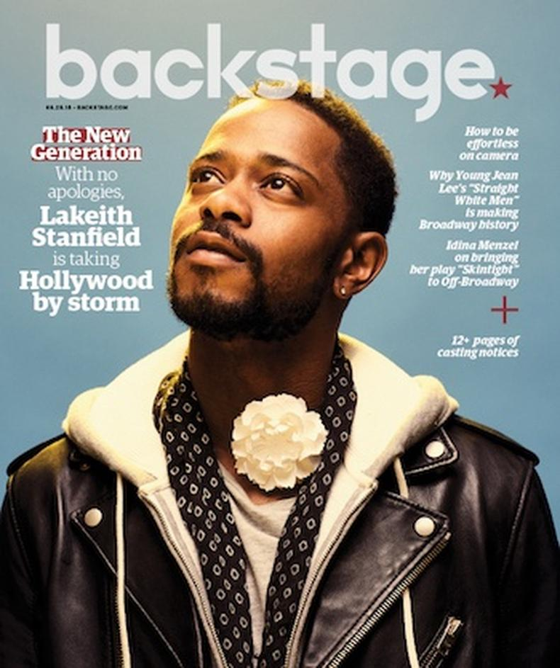 lakeith stanfield/backstage