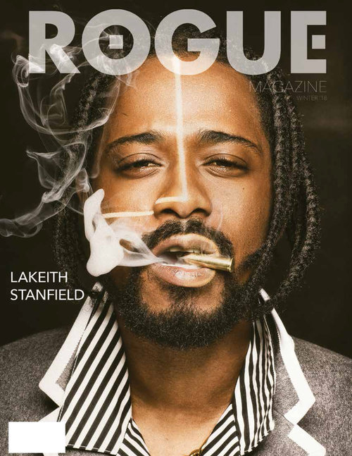 lakeith stanfield/rogue