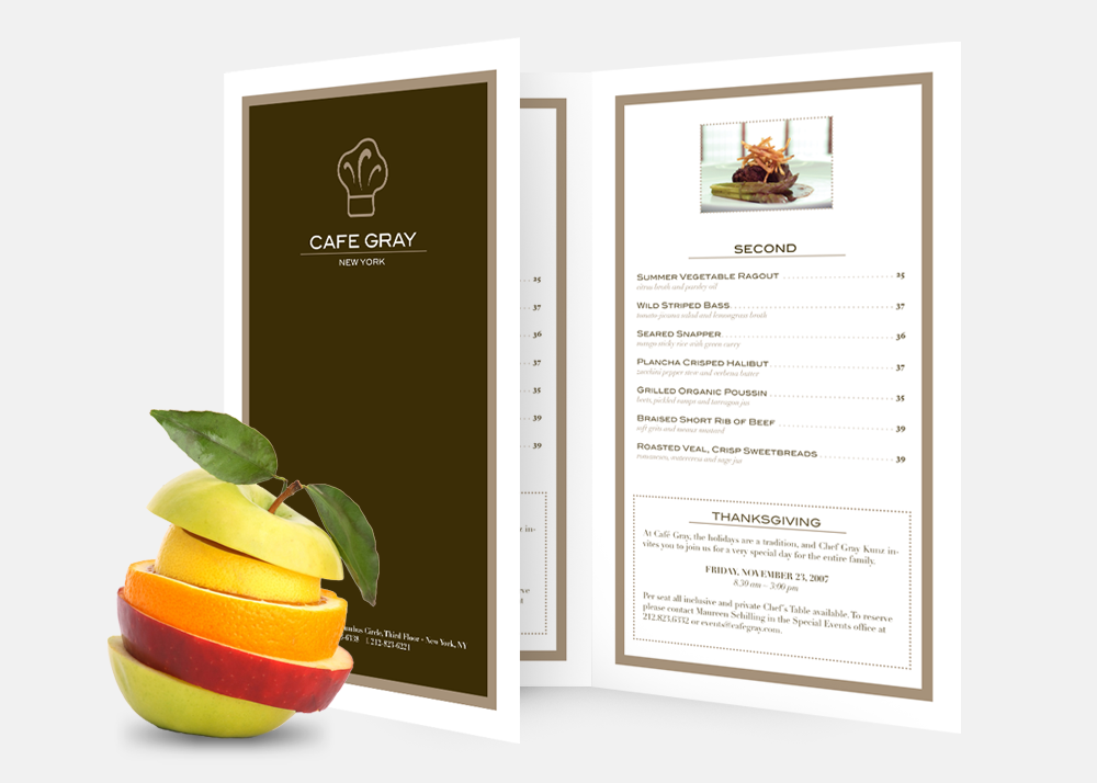 Cafe Gray