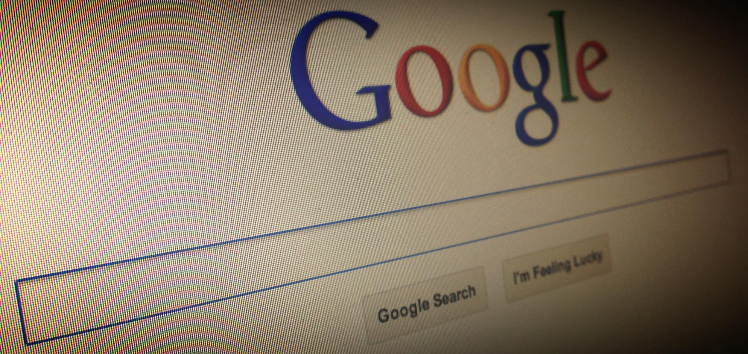 Marketing TIps Google Search Bar
