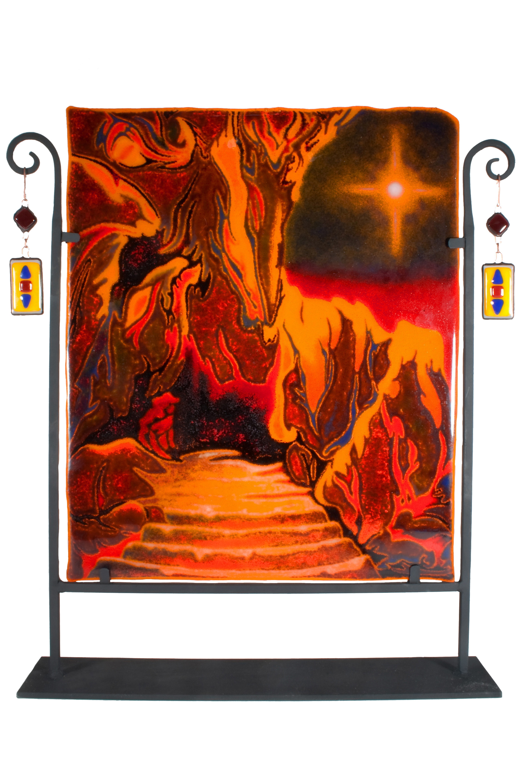 Voices of the Ancestors Series-Gateway at Worlds End.jpg