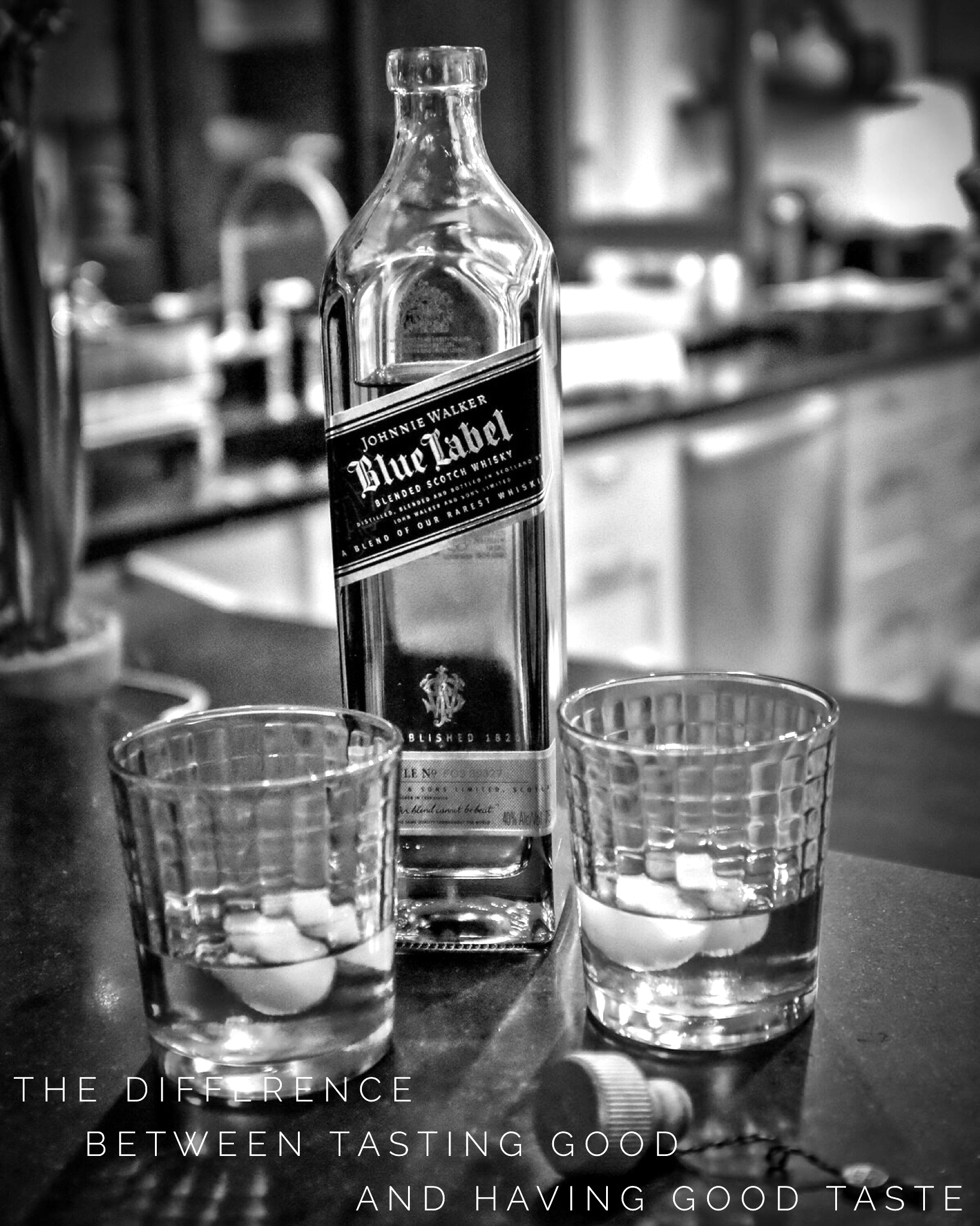 Johnnie Walker/Art Direction and Photography