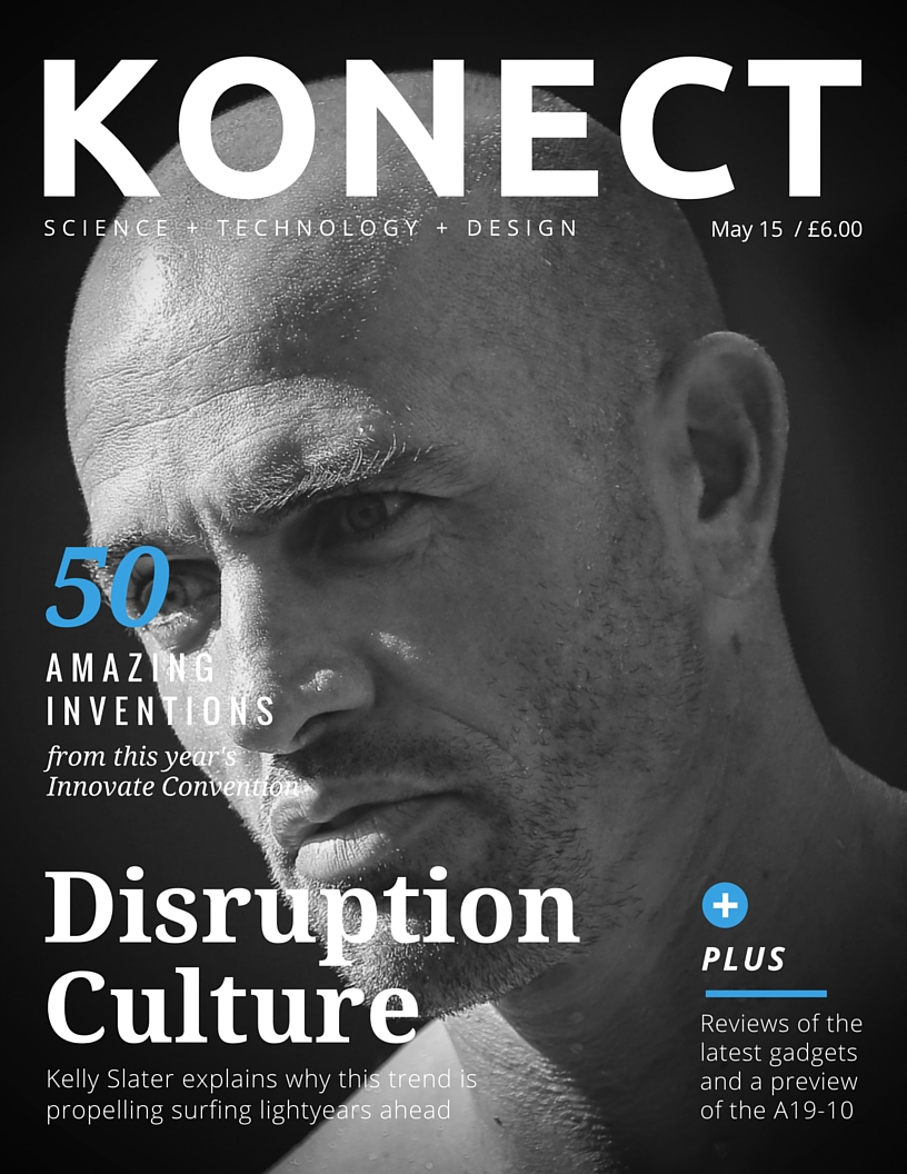Konect Magazine/Art Direction and Photography