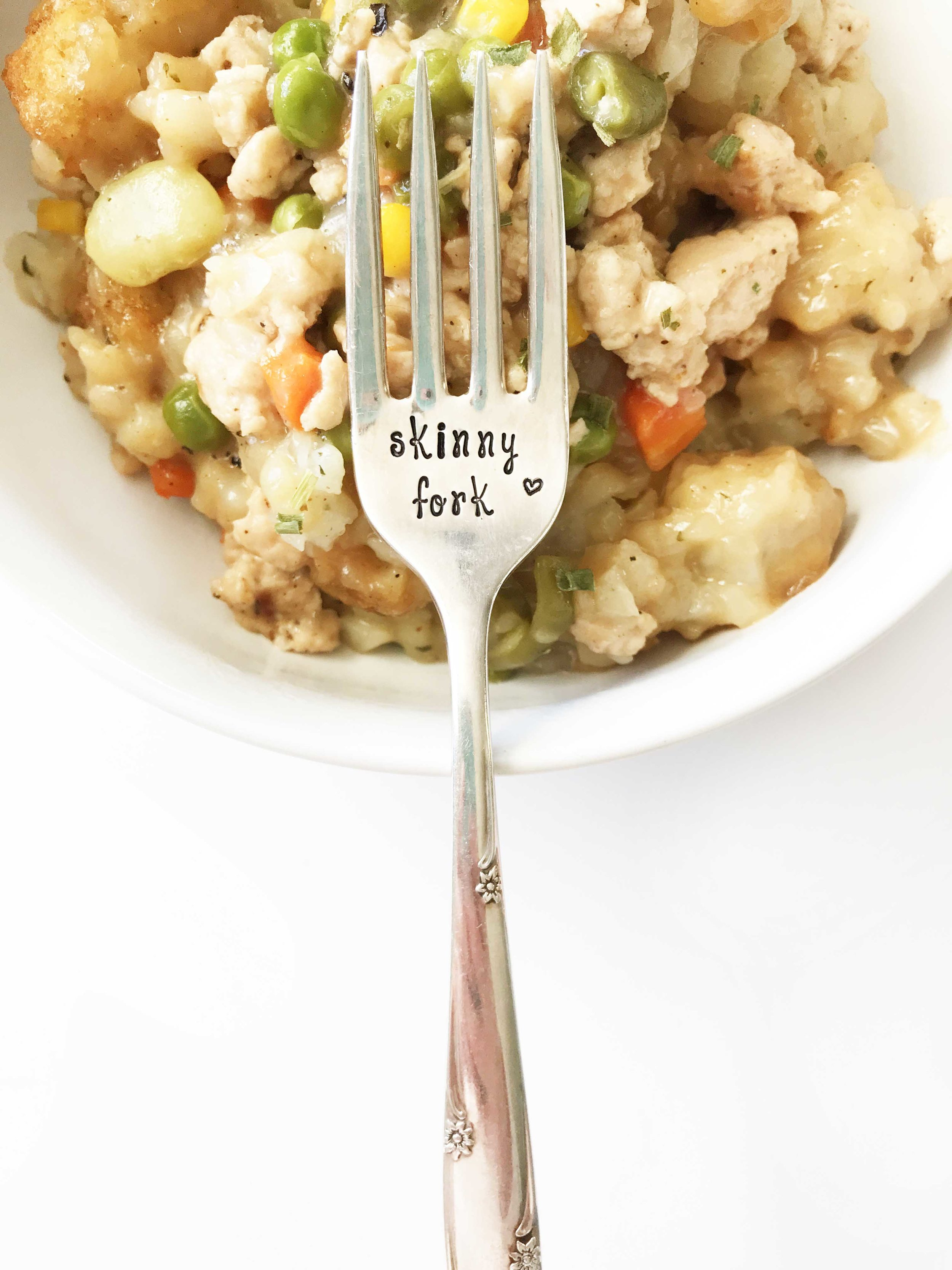 Casser Un Bar De Cuisine healthifed tater tot casserole — the skinny fork