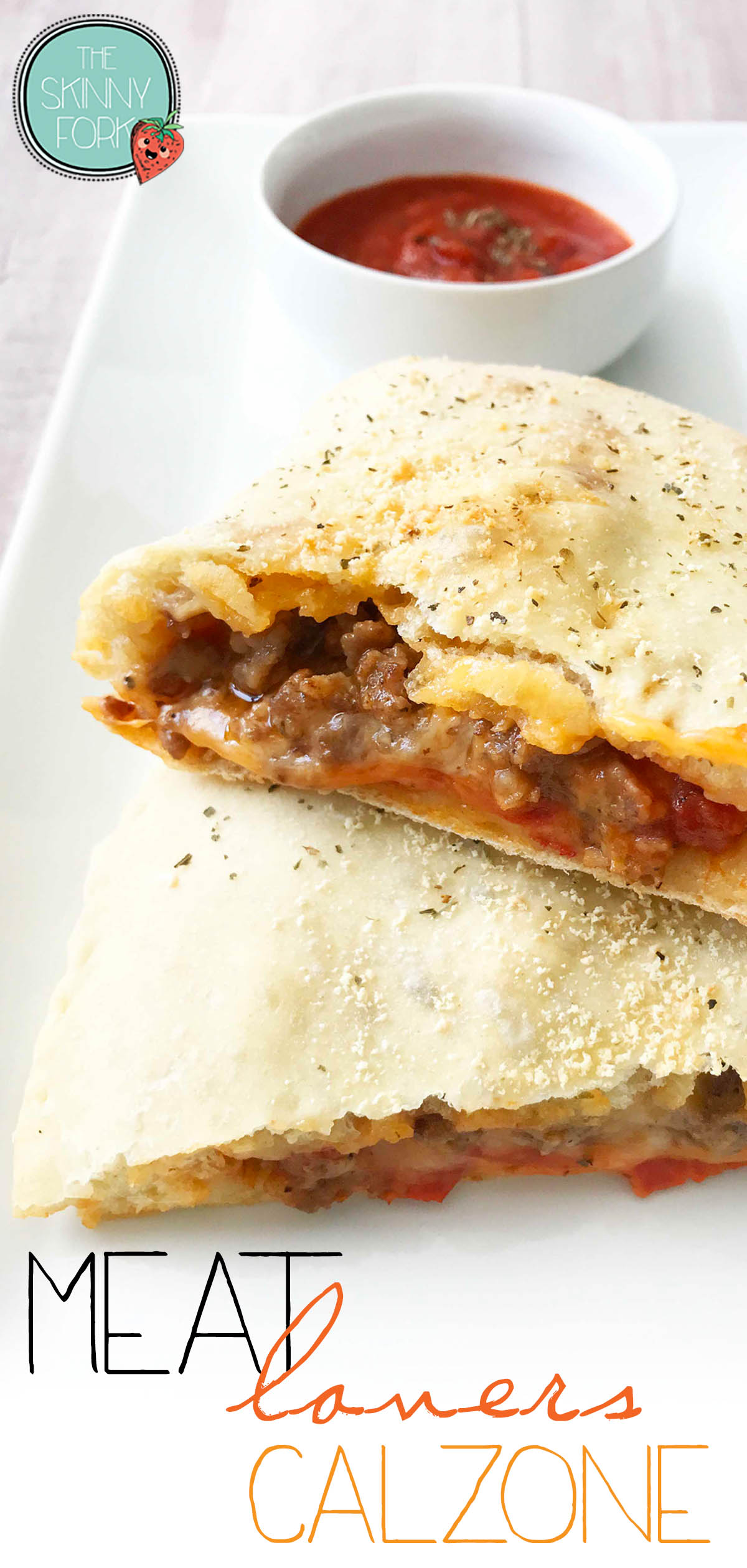 Meat Lover Calzone