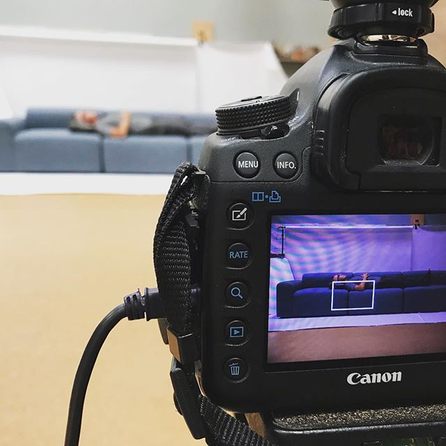 There may have been some product testing on set today.  New products coming soon from @corral_usa.  Thanks @pfeifferfoto