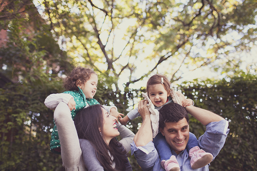 Lifestyle family session - Summit New Jersey