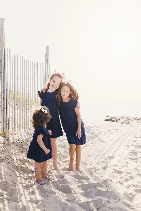 Lifestyle LBI Sister Photo - New Jersey
