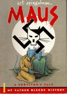 Maus, A Survivor's Tale by Art Spiegelman