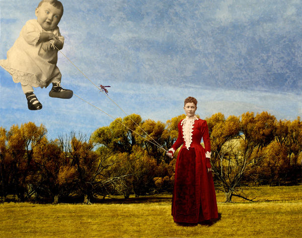 """Baby's Day Out,"" copyright 2003 Alison Armstrong"