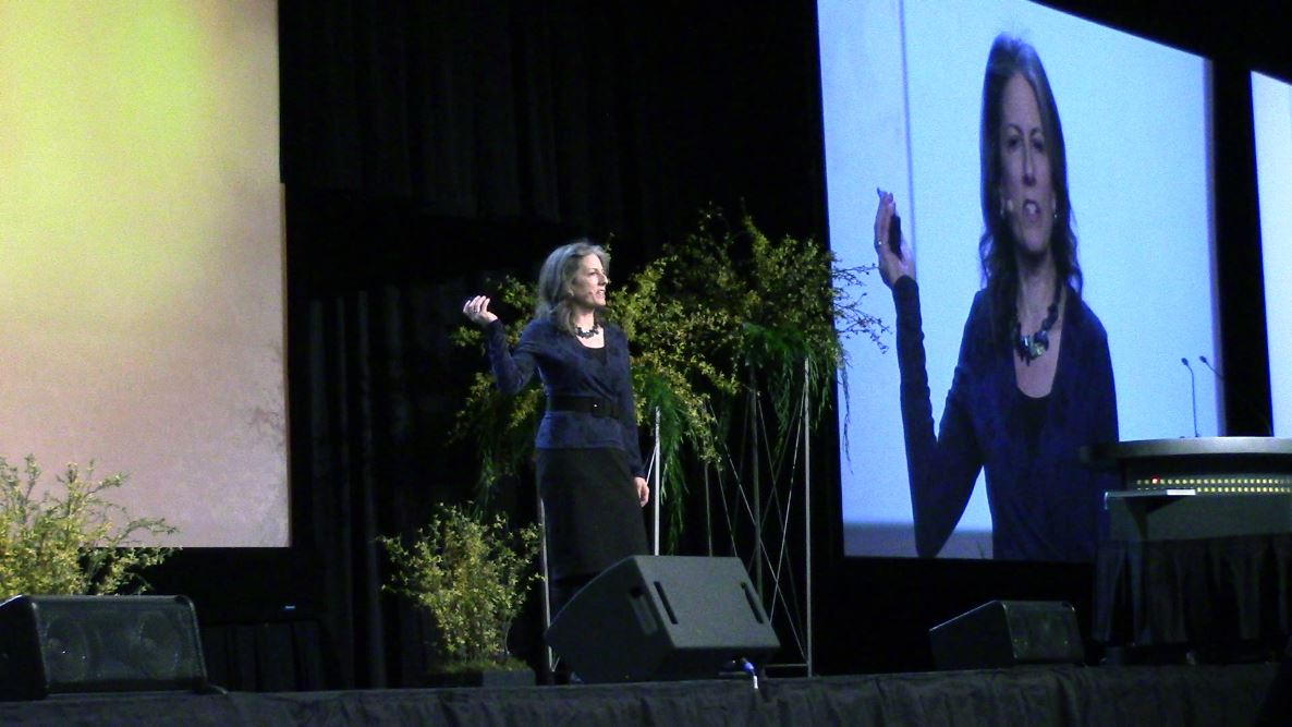 Here I am at Rootstech 2014, spreading the gospel of storytelling.
