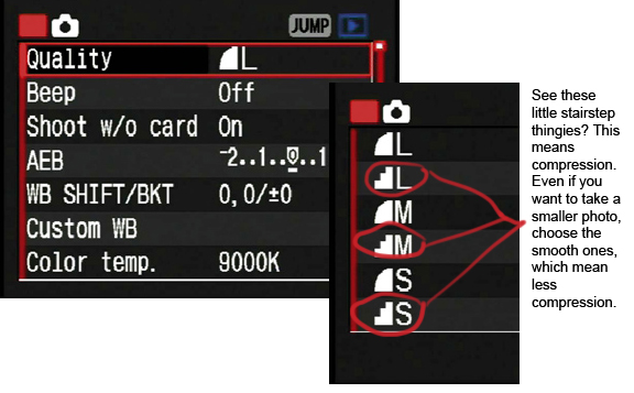 What You Need to Know about JPEG Compression — Pictures and