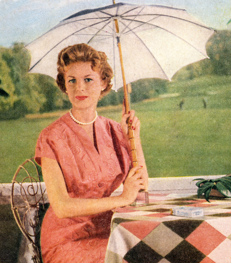 """""""I know the sun is shining, but I spent two days looking for this umbrella on ebay!"""""""