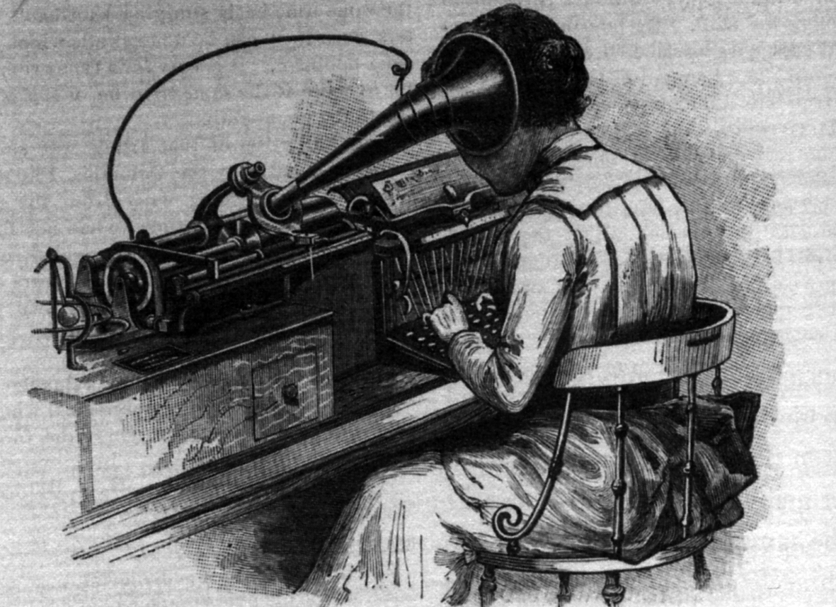 Fortunately, speech-to-text technology has evolved a bit since the turn of the last century.