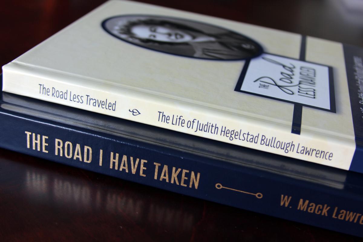 "He said, she said: ""His-and-hers"" personal history books."