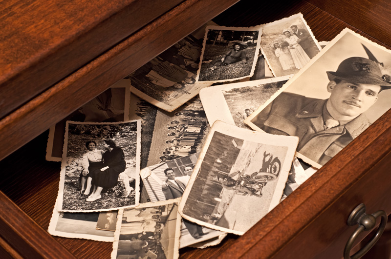 Curating and Digitizing Your Family HIstory Assets