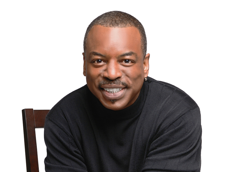 LeVar Burton will be a keynote speaker at RootsTech 2017.