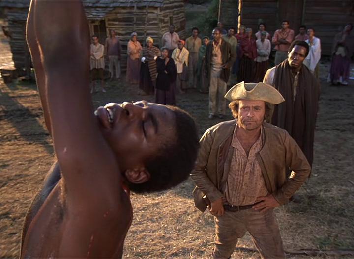 LeVar Burton as Kunta Kinte in Roots.
