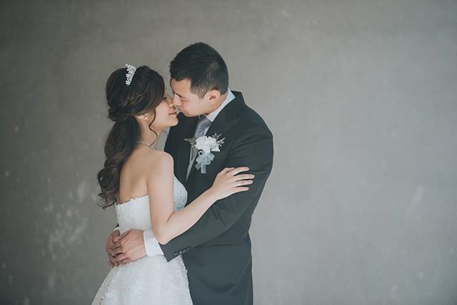 Happy One Year Anniversary to our wedding couple Priscilla & Keith! Time flies! :)