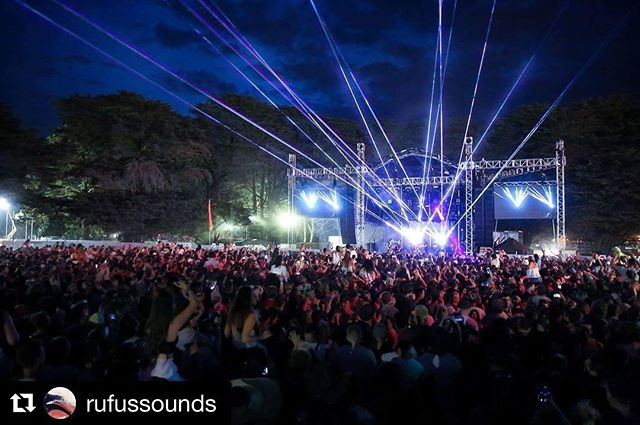 #Repost @rufussounds ・・・ Big vibes down in Mornington yesterday ⭐️ 📷: @jacklawrenceeee