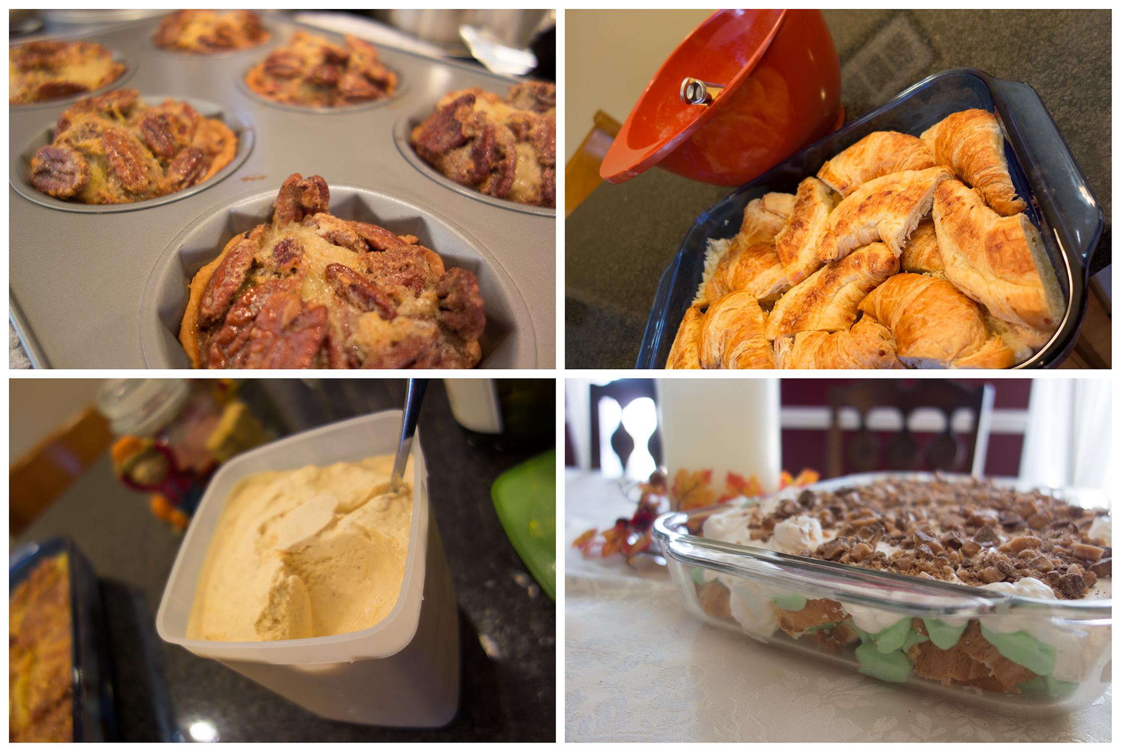 Thanksgiving Desserts Part One