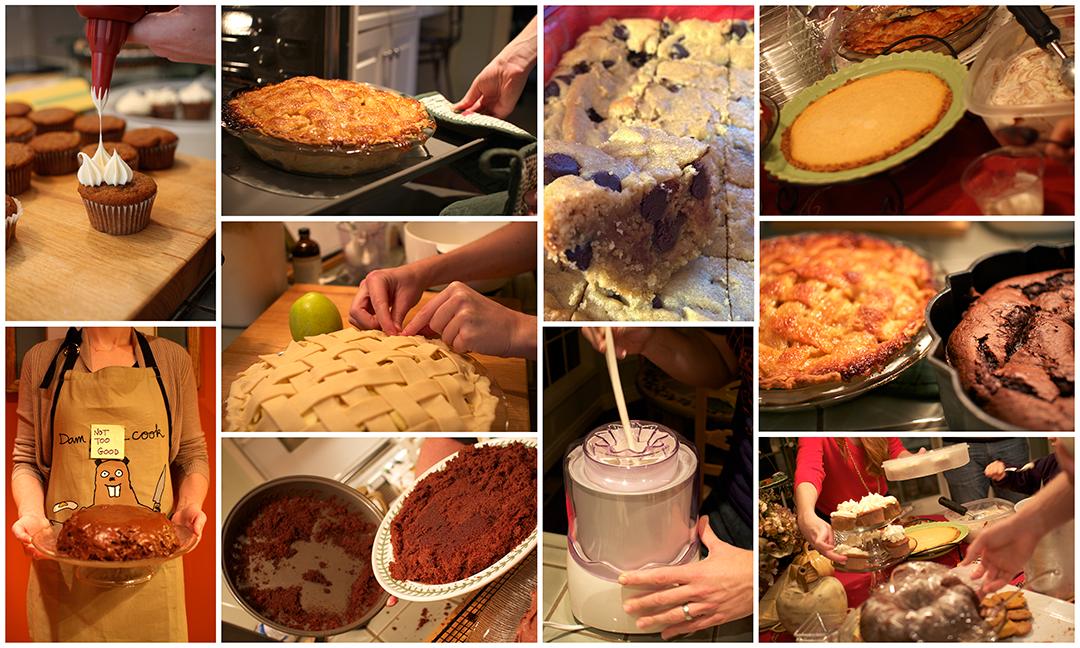 Thanksgiving Desserts Part Deux