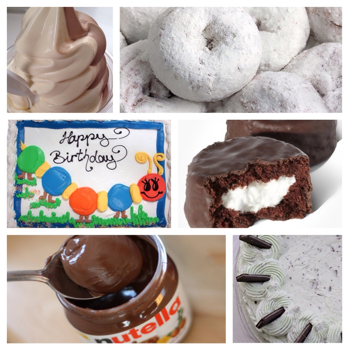 Dessert_Guilty_Pleasure_Costco_Frozen_Yogurt_Ding_Dongs_Powdered_Donette_Gems_Nutella_Costco_Vanilla_Cake_Vanilla_Frosting_Baskin_Robbins_Mint_Chocolate_Chip_Chocolate Cake_Ice_Cream_Cake_Nutrageous_Candy_Bar_Dessert_Fiend.JPG