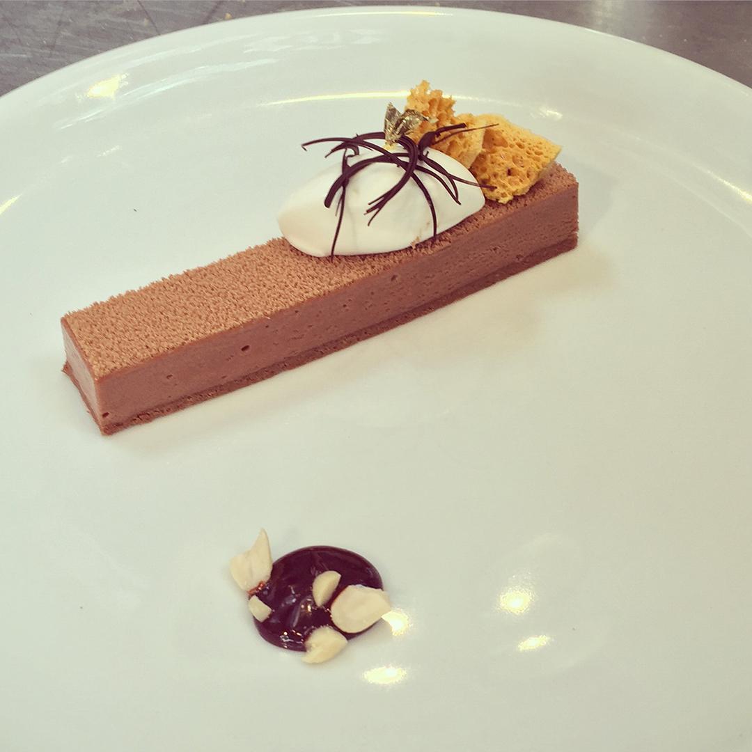 Peanut Butter Chocolate Gianduja