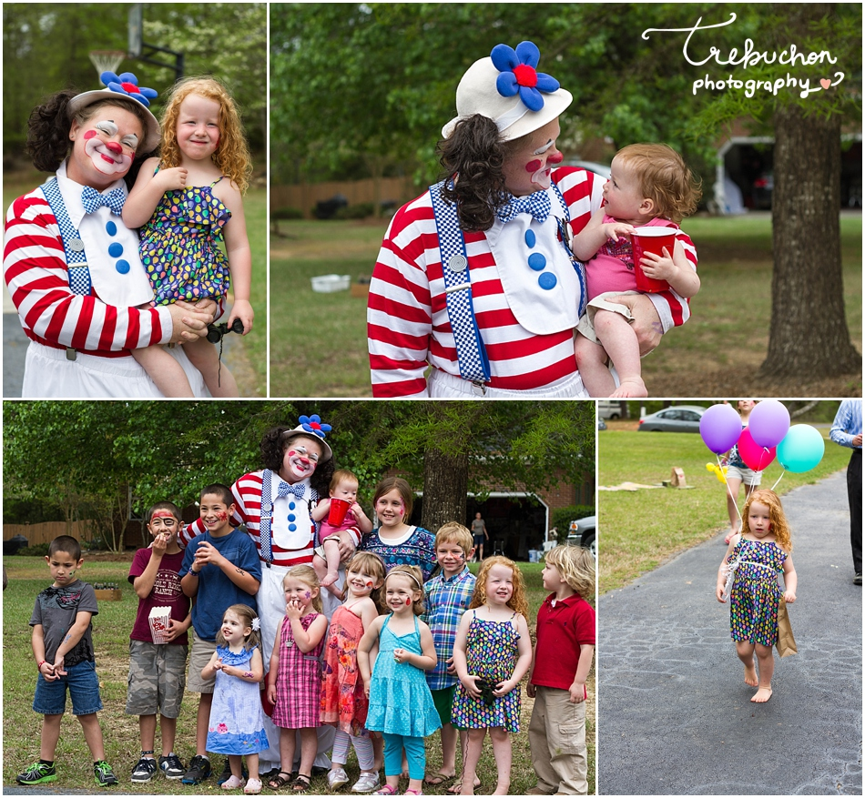 Seriously... if you live in the Columbia area and you need a clown, P-Nut is your gal! She was great with the kids!