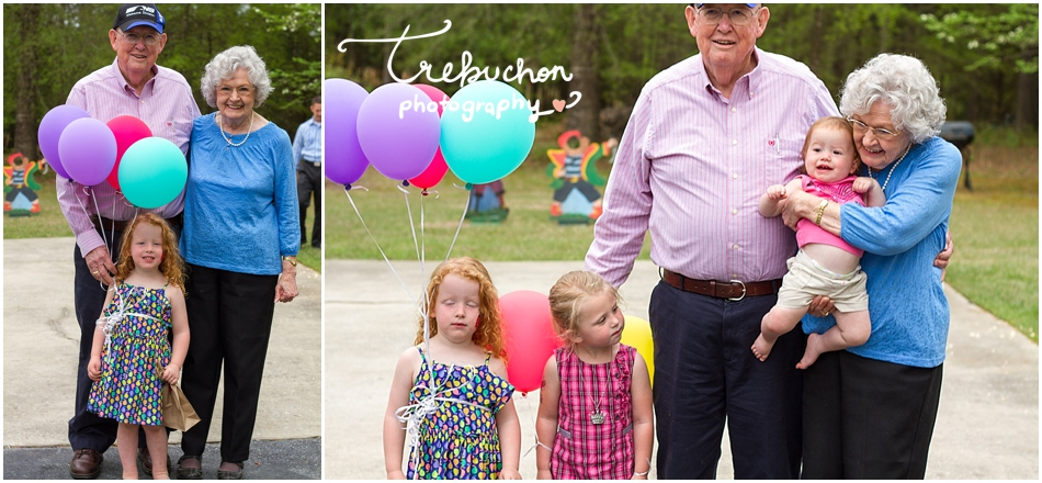 Thank you Grandma & Grandpa for coming to celebrate with us!