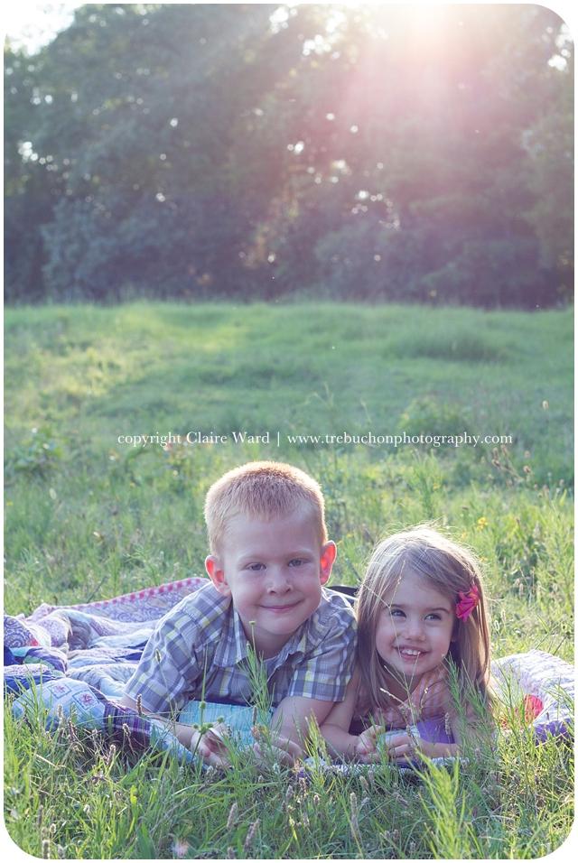 Irmo SC Family | Trebuchon Photography