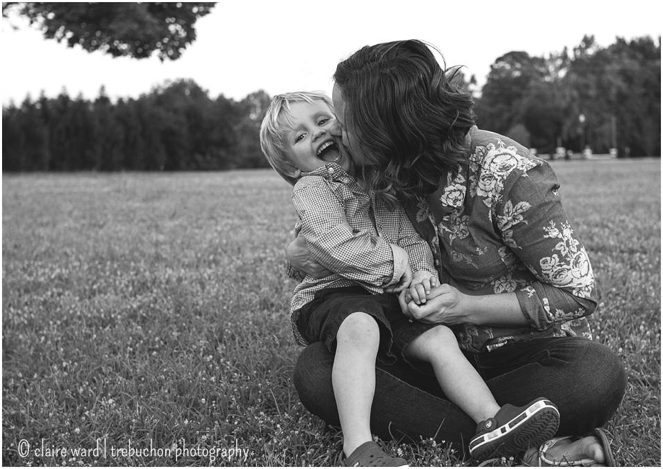 Sanders Family | Columbia, SC Family Photographer