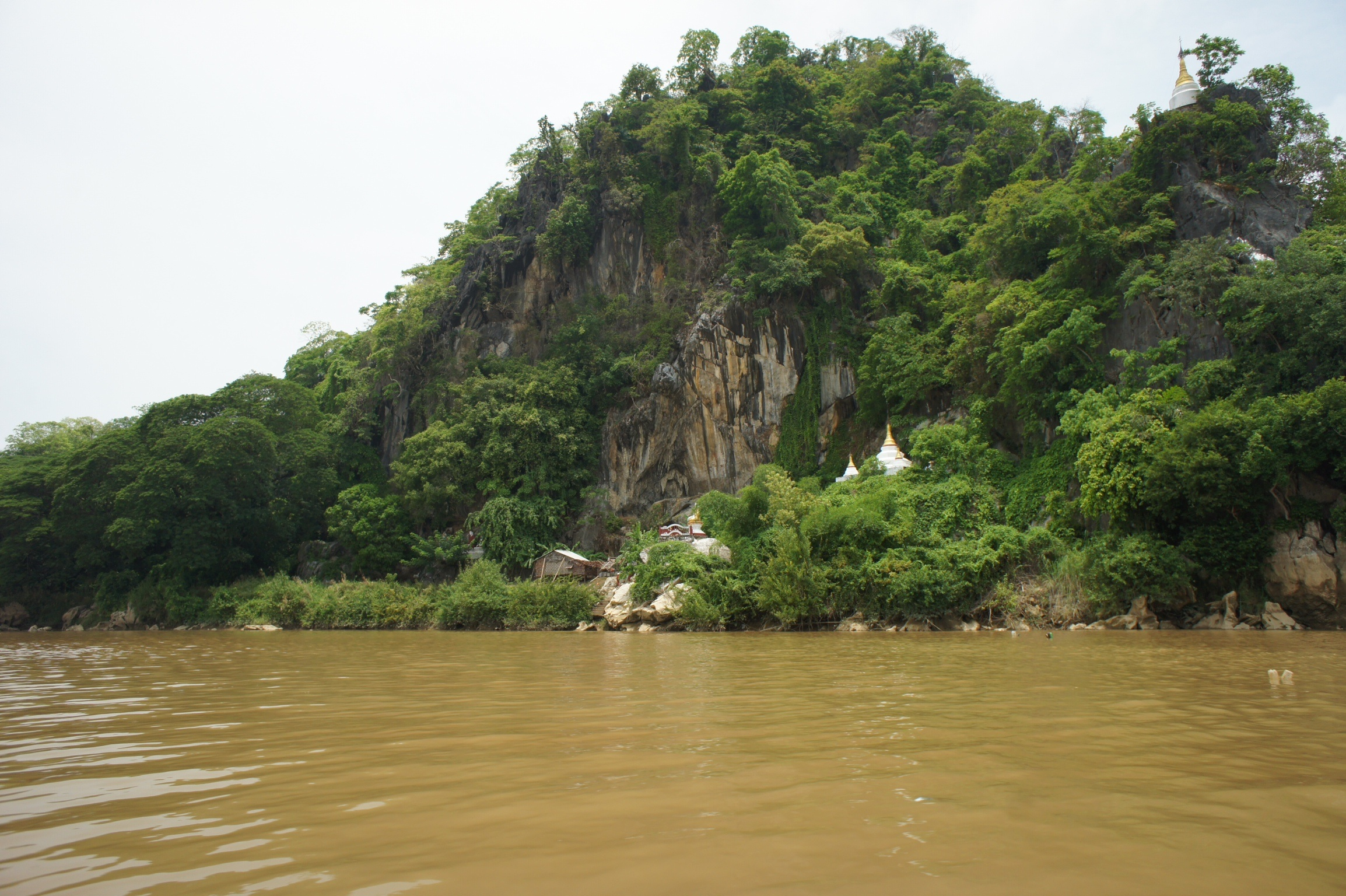 River side temple