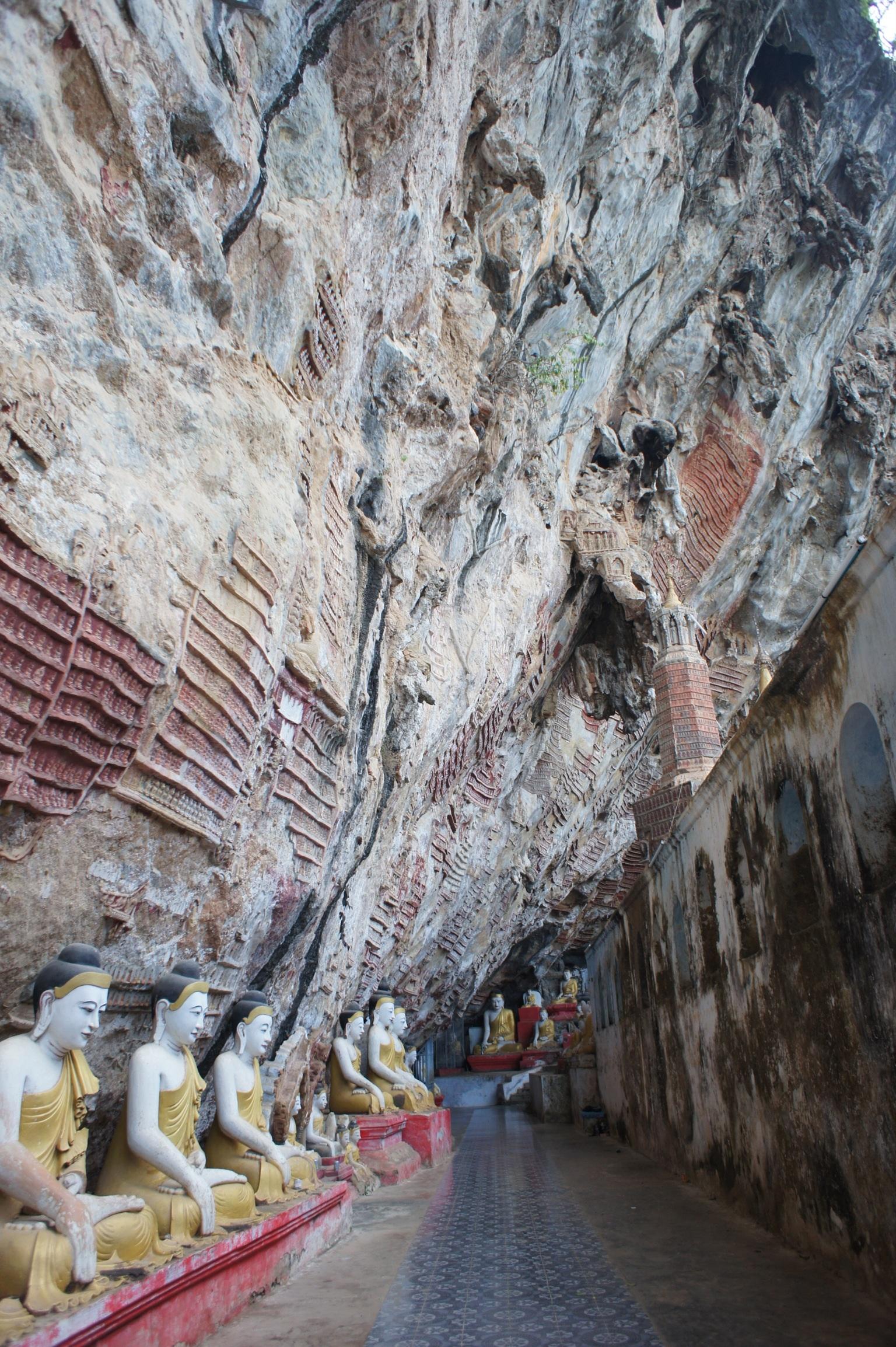 Kawgoon Caves