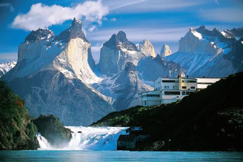 Explora Hotel, Patagonia, Chile