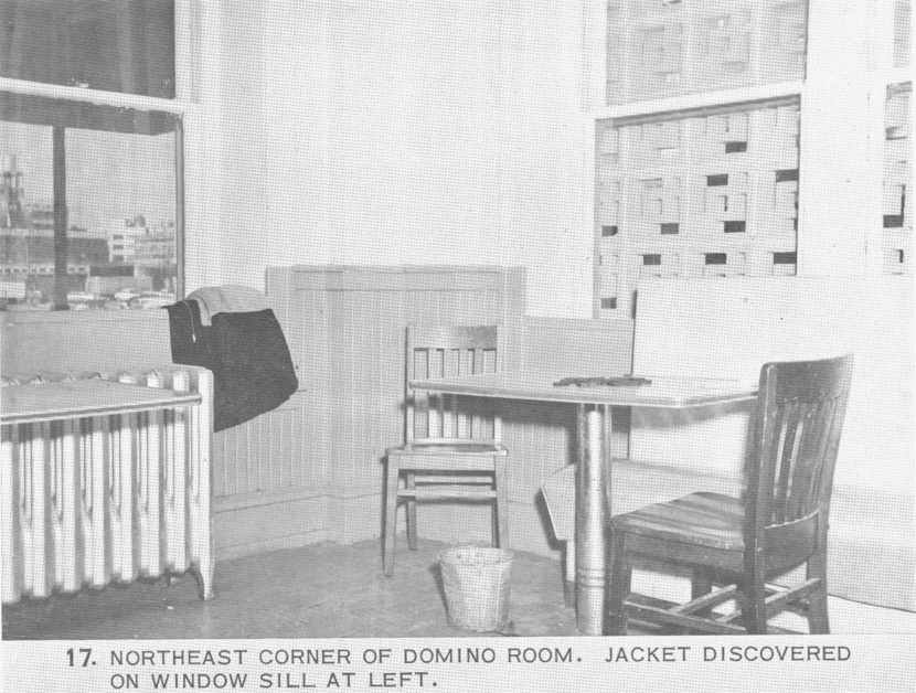 Photo 21- First Floor location of Oswald's jacket in Domino Room.jpg