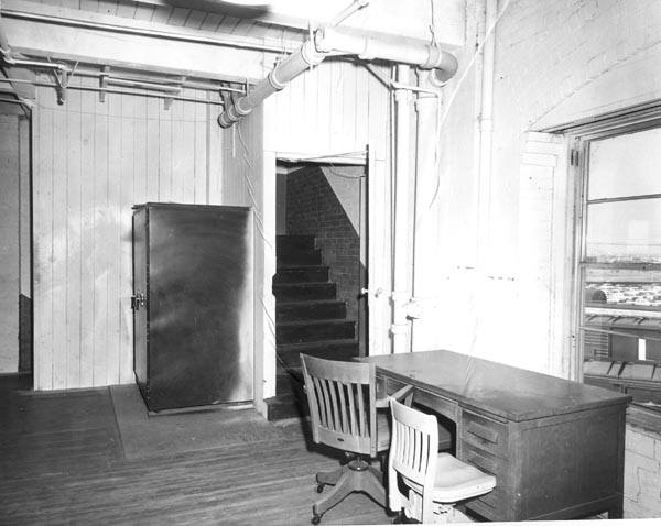 Photo 36- Second Floor Stairway to Third floor door open.jpg